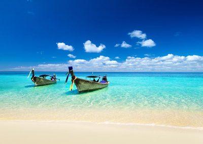 Bimini boats